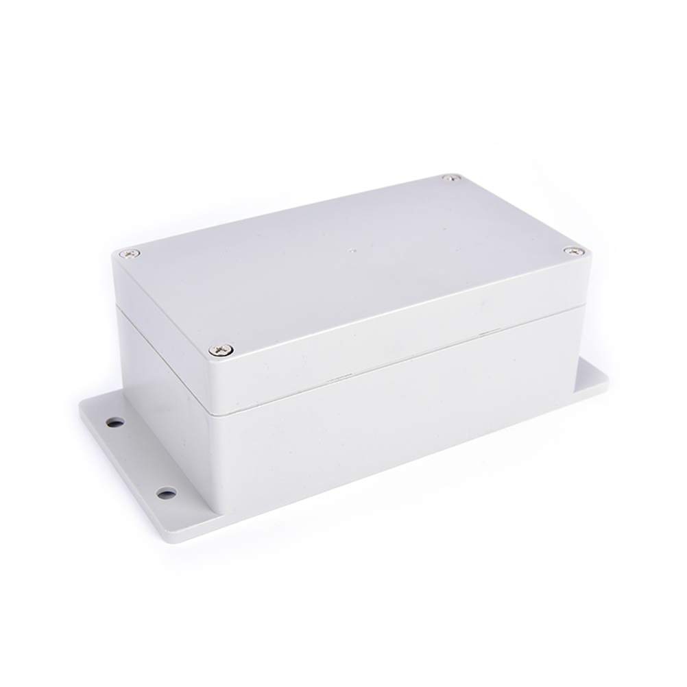 1pc 158*90*65mm Waterproof Plastic Enclosure Box Electronic Project Instrument Case Outdoor Junction Box Housing DIY 1pc waterproof enclosure box plastic electronic project instrument case 200x120x75mm