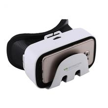 VR SHINECON Virtual Reality Headset Cardboard Vr 3D Box Pro Cardboard Helmet Virtual Glasses Goggles For Android IOS Phones 3D