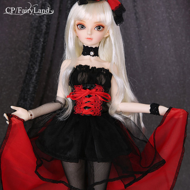 Fairyland minifee Rena bjd 1/4 body model  baby girls boys dolls eyes High Quality toys shop  resin anime