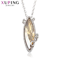 Xuping Fashion Necklace Crystals from Swarovski Party Family Best Jewelery Luxury Gifts for Wife /Girlsfriend S178.1 43235
