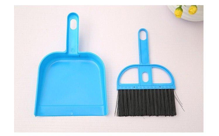 Verkauf Desktop Clean Sweep Tastatur kleinen Besen Kehrschaufel für - Haushaltswaren - Foto 5