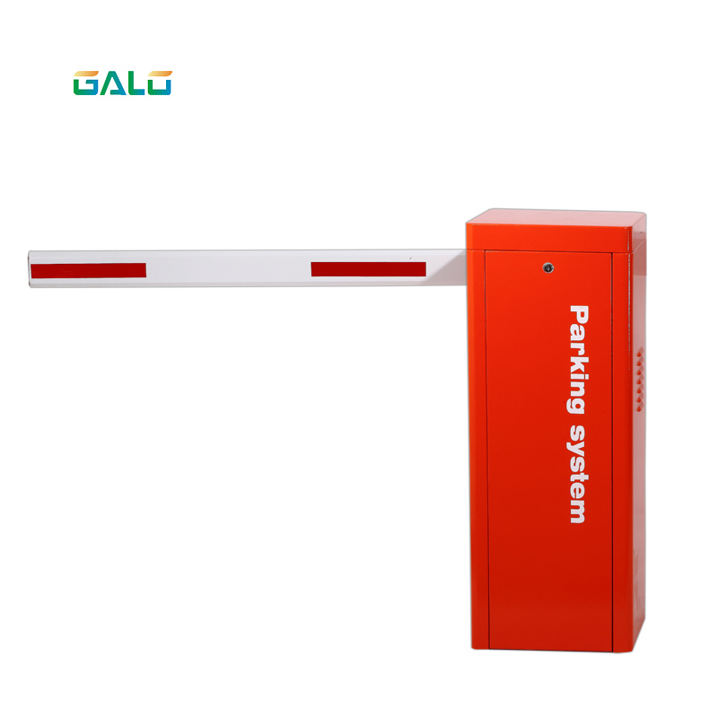 2019 New Adjustable Speed Brushless DC Motor Barrier Gate