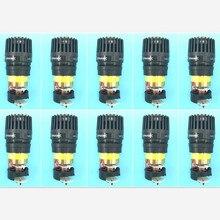 10 قطعة رأس كبسولة خرطوشة الجودة لميكروفون Shure SM57