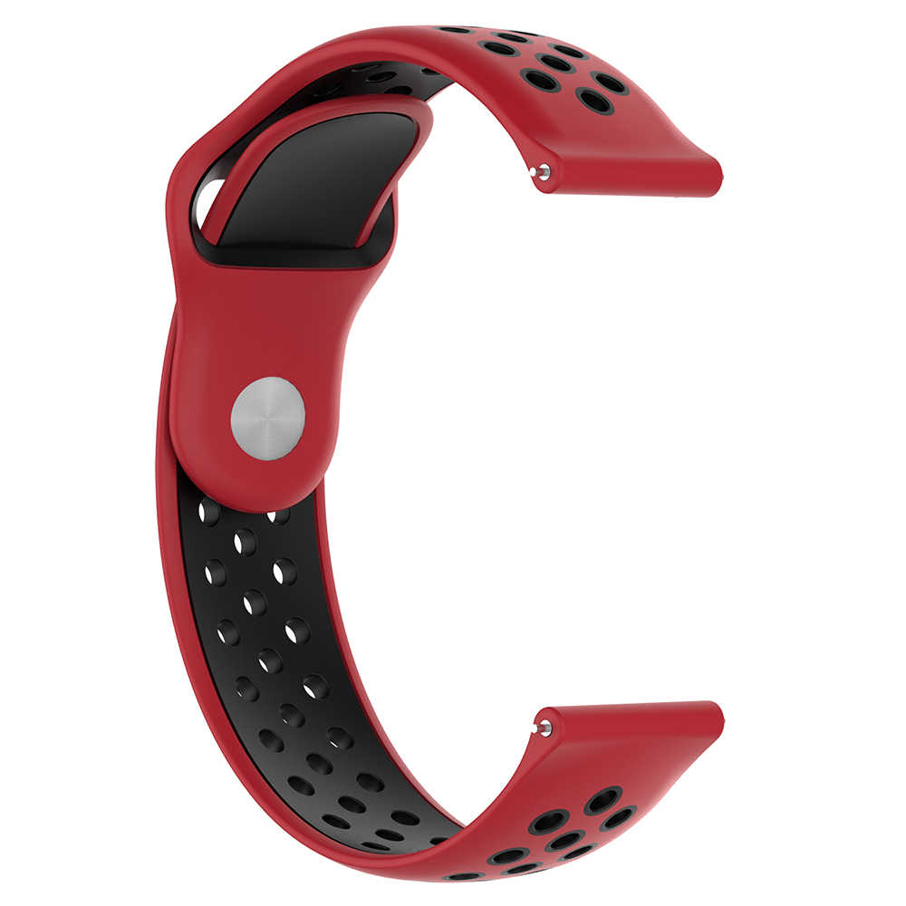 20mm Watchband For Samsung Gear Sport S2 Classic For Huawei Watch 2 Watch 2 Pro For Garmin Vivoactive 3 Music Vivomove HR Strap