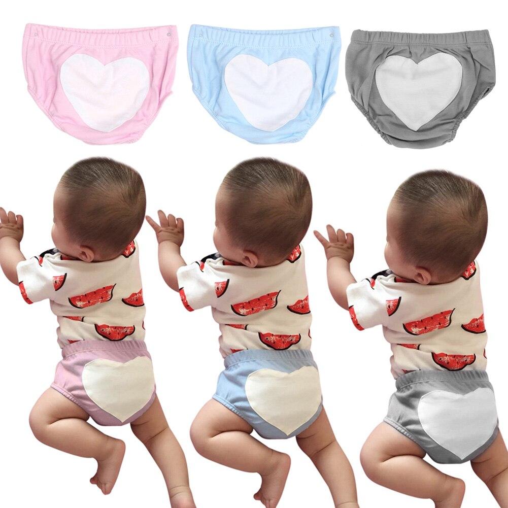 0-2 lat Dziecko Chłopcy Dziewczyny Bielizna Letnie Dzieci Dziecko Płci męskiej i żeńskiej Miłość Bawełna Chleb Dziecko's Dla spodenki Spodnie 3