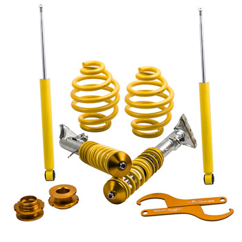 Coilover Suspension Kit For BMW 3 Series E36 318i 318is 318ic 323i Coupe Saloon Touring 1992-2000 Spring Shock Absorber Strut image