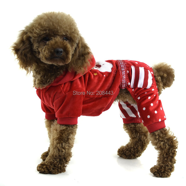 maltese autumn clothing dog spring coat pet clothes yorkie jumpsuits puppy  Christmas outfit shih tzu outer - Maltese Autumn Clothing Dog Spring Coat Pet Clothes Yorkie Jumpsuits