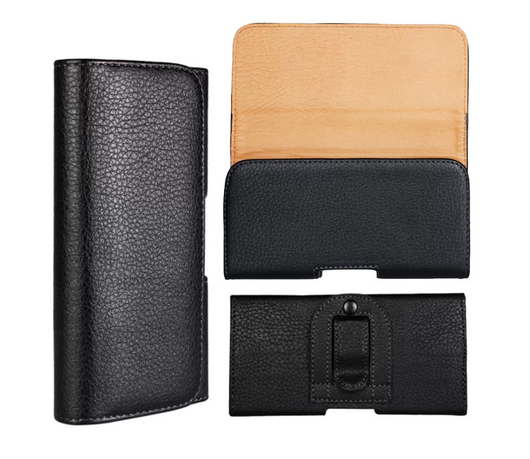 Leather Pouch Holster Belt Clip Case Holder For Nokia 6234 ...