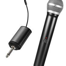 UHF беспроводной микрофон для караоке микрофон караоке плеер KTV Караоке Эхо система цифровой звук аудио микшер пение машина E3
