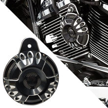 For harley speaker Motorcycle Horn Moto Accessories Slot Loud Speaker Harley 91-up Big Twin Cam for Sportster XL 07-up