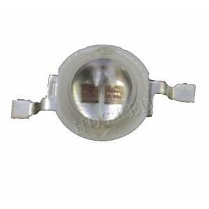 Image 3 - 50pcs 3W Led Diode 3W 5W Light 2 Chips 3W 5W led diode Emitter Blue 450nm UV Diode 395nm IR 730nm 740nm high power UV lamp PCB