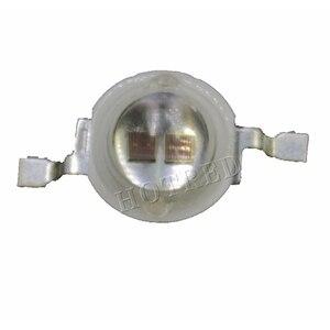 Image 3 - Bộ 50 Led 3 Diode 3W 5W Ánh Sáng 2 Chip 3W LED 5W Diode Phát xanh Dương 450nm UV Diode 395nm IR 730nm 740nm Cao Cấp Đèn UV PCB