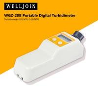 WGZ 20B Portable Digital Turbidimeter Turbidity Meter 0.01 NTU 0   20 NTU|meter laser|meter phmeter board -