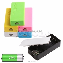 Battery Case 5V USB Power Bank Case 18650 Battery Charger DIY CASE For Cell Phone US cheap BGEKTOTH Battery Storage Box zhuanchanpinsiquanjia