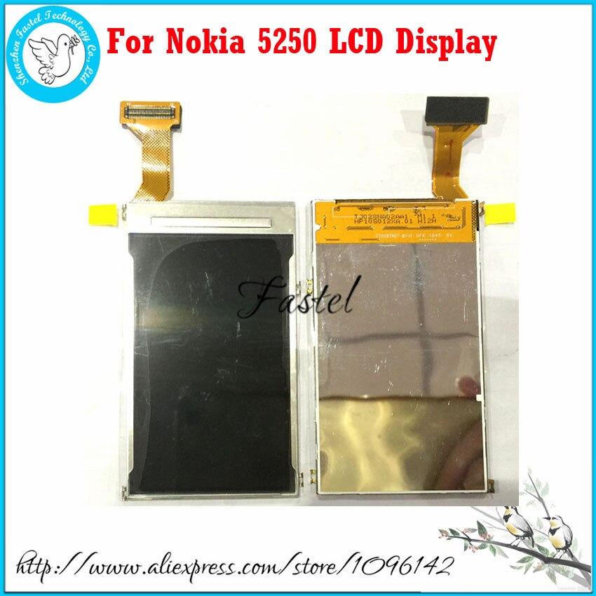 Para nokia 5250 nuevo teléfono móvil original pantalla lcd de repuesto + herrami