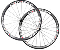 Road Bike 38mm Carbon Clincher Wheels Tubeless Ready Lightweight 700C Basalt Brake Surface 2:1 Anti Bite Hub
