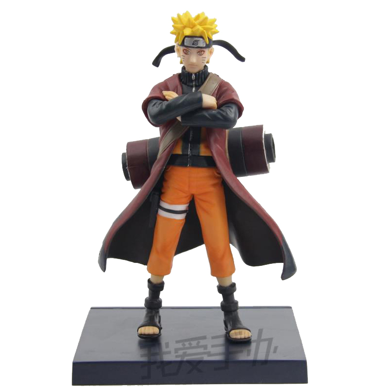 Free Shipping New Anime Naruto PVC Action Figures  Doll 17cm Cartoon Doll Model Birthday Christmas Gift # new hot 17cm avengers thor action figure toys collection christmas gift doll with box j h a c g