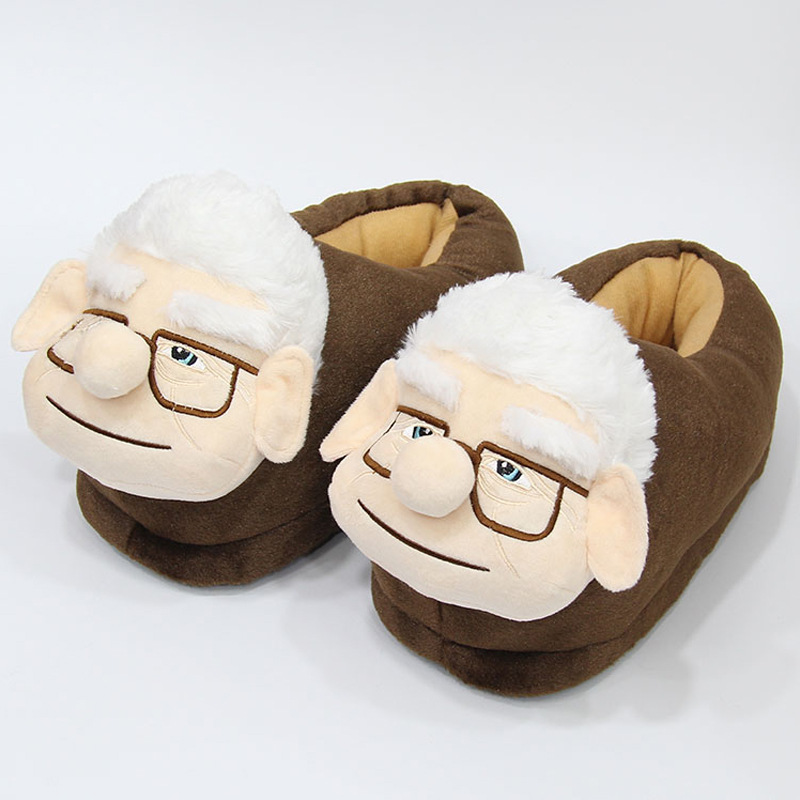 Grandfather Slippers