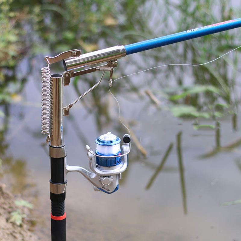 Fishing Rod Adjustable Telescopic Automatic Pole Sea Shore River Lake Fishing Tackle Tools B2Cshop