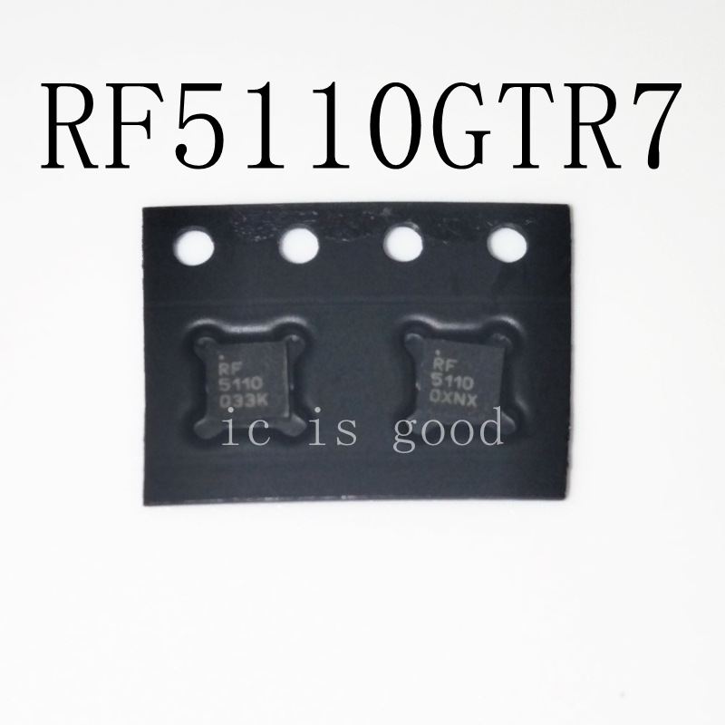 New original 10PCS LOT RF5110GTR7 RF5110G RF5110 RF10G QFN 16