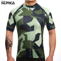 2017 New Ropa Ciclismo Bike Jersey Cycling Jersey Short Sleeve Tight Fit High Quality Cycling Shirt