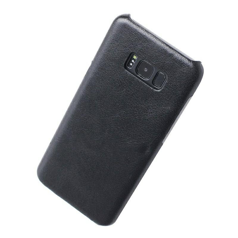 Solque из натуральной кожи телефон чехлы для samsung Galaxy S8 плюс ультра тонкий кожаный чехол Роскошные Симпатичные матовый тонкий жесткий крышка