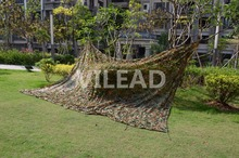 VILEAD 2M*4M Hunting Military Camouflage Net Woodland Army Camo Netting Camping Sun Shelter Tent Shade Net  Car Covers Tent