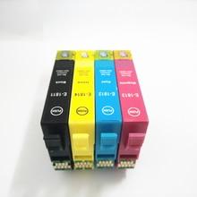 T1811 - T1814 Ink cartridges For Epson XP-402 XP-405 XP-215 XP-312 XP-415 XP-412 XP-315 XP-212 XP-405WH printer