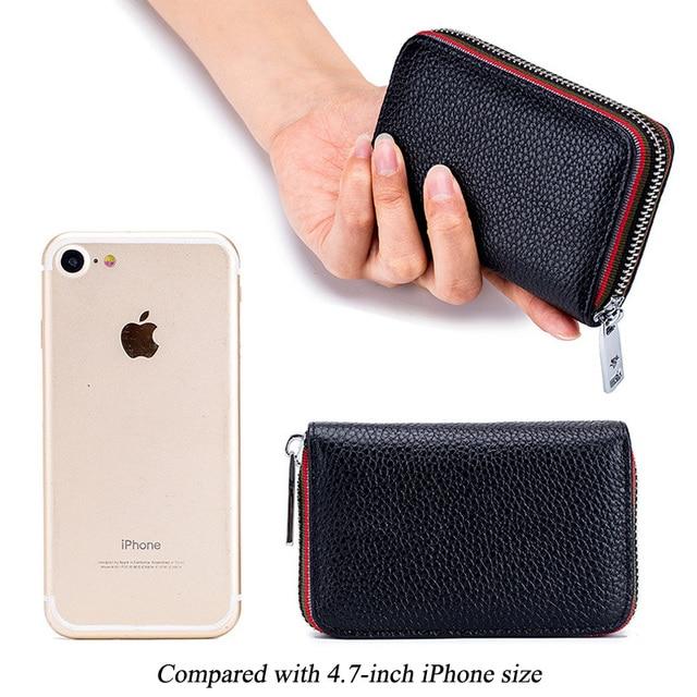 Zipper Credit Card Holder  3