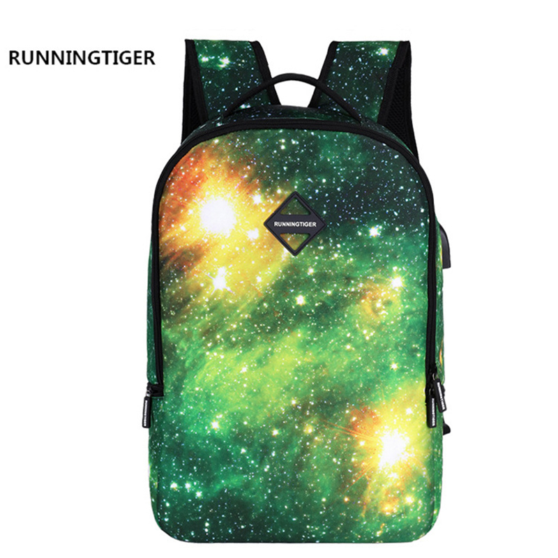 2018 Vintage Backpack School Bags For Teenage Girl Anime Luxury Mochila Women Bags Boy USB Space