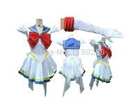 20th anniversary anime sailor moon kristall cosplay kostüm frauen männer kind benutzerdefinierte tsukino usagi halloween dress kostenloser versand