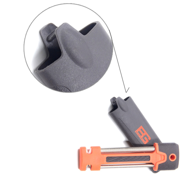 Compact 2 Stage Fishing Knife Sharpener