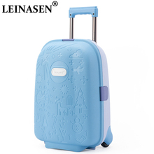 kids Travel Luggage Suitcase Spinner suitcase for trolley luggage Rolling girls Wheeled bags