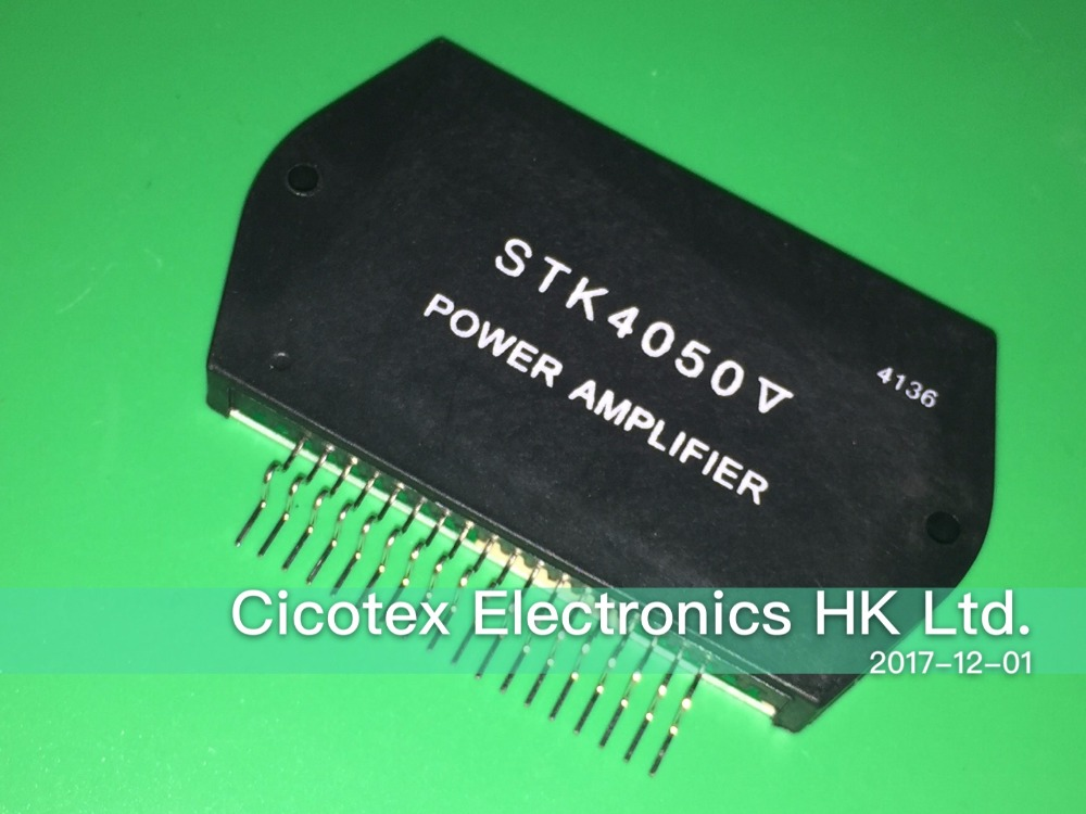 STK4050V STK4050 4050 Module Features of the IMST Hybird ICsSTK4050V STK4050 4050 Module Features of the IMST Hybird ICs