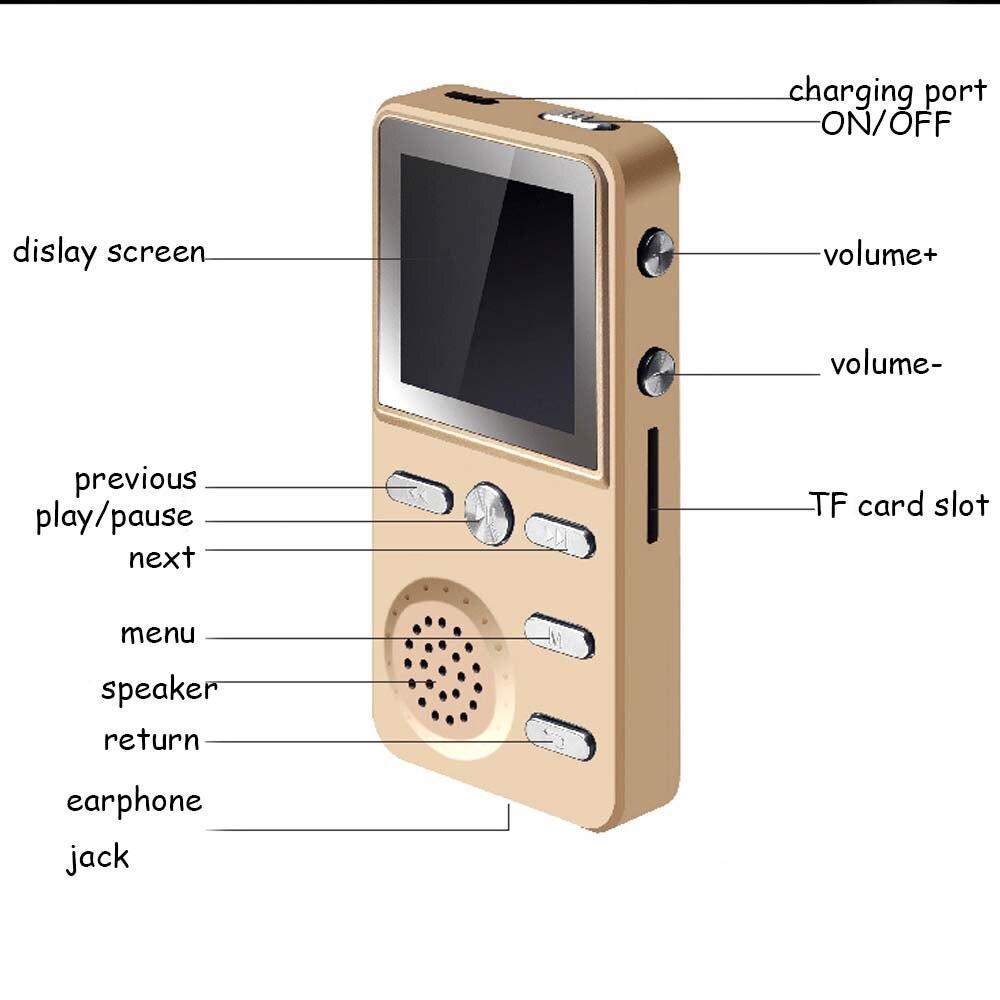 E3493-Metal MP3 Player-14