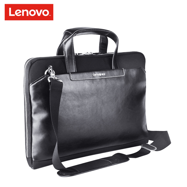 Lenovo X Samsonite Computer Bag T900 For 14 Inch Notebook Fashion Doent Shoulder Business Handbag