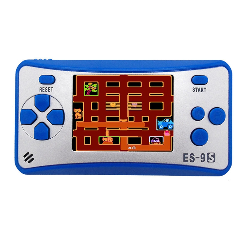 Kids Handheld Game Console Retro Video Game Player Portable Arcade Gaming System Birthday Gift For Children 2.5 Inch Color Lcd(China)