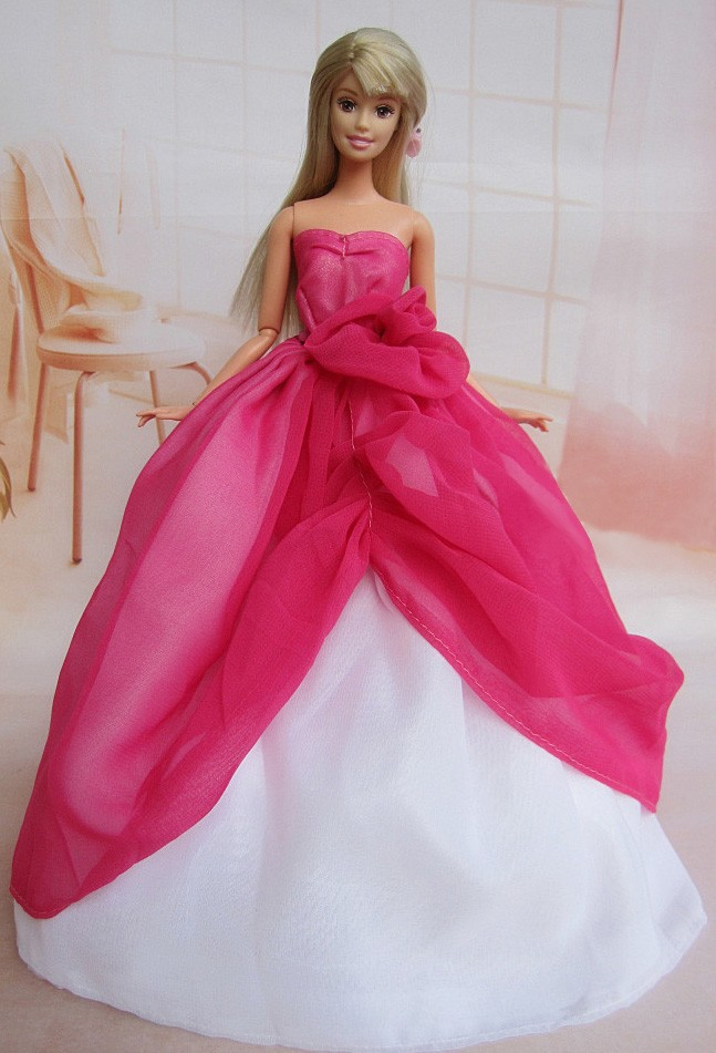 Pictures Of Barbie Dresses Best Gowns And Dresses Ideas