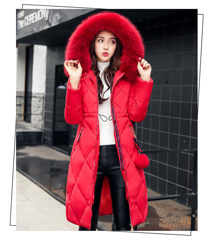 women down coat with hood (4)