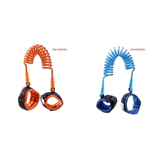 New 1Pc 1.5M Plastic Toddler Kids Baby Safety Harness Hand Belt Anti Lost Walking Strap Wrist Leash The Gift For Walking