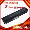 6 celdas de batería portátil para asus a32-m50 a32-n61 a32-x64 a33-m50 m50 N52A M60 N43 N43J N53 N61 X55 X5M X64 X64JV X64J L07205