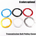 Motorcycle Transmission Belt Pulley Cover for Yamaha TMAX 530 2013 2014 2015 New 6 Colors