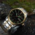 T25 Tritium Lichtgevende Carnaval Mechanisch Horloge Mannen Horloges 2018 Luxe Merk Dubbele Kalender Automatische Polshorloge Relojes Hombre