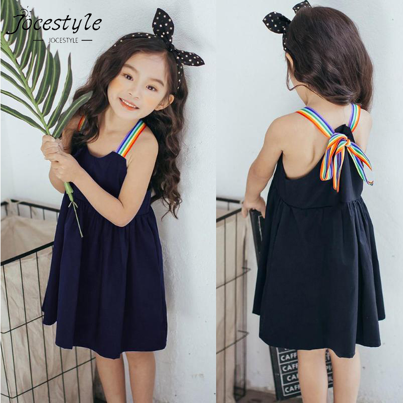 Kids Summer Dress for Baby Girl Sweet Round Neck Summer Wedding Party Dress Kids Girls Sling Sleeveless Princess Dresses 12M-7YKids Summer Dress for Baby Girl Sweet Round Neck Summer Wedding Party Dress Kids Girls Sling Sleeveless Princess Dresses 12M-7Y