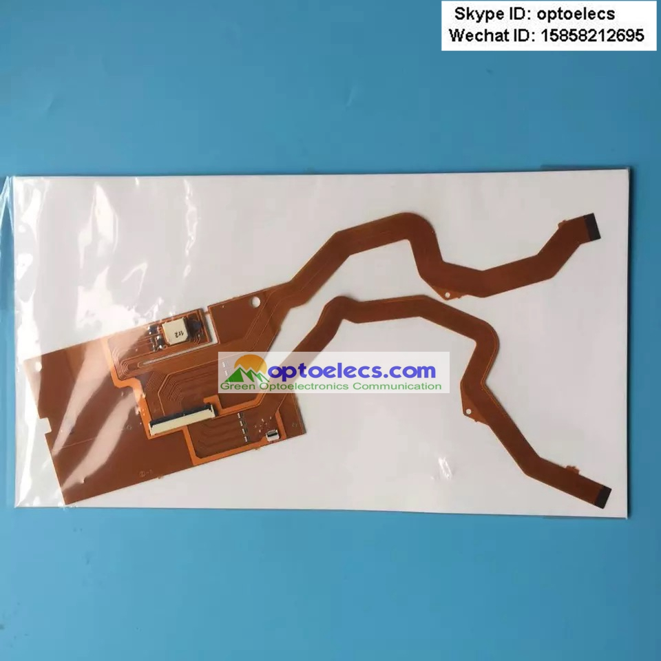Free shipping Fujikura 70S 80S fiber optical fusion splicer LCD cable screen display connect cable