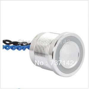 Тип Замка ELEWIND, нажмите, нажмите снова, выключите пьезо переключатель (19 мм, PS193P10ZYNT1B24L,Rohs,CE)