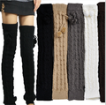 cheap high quality leg warmers wholesale cotton women/girl fashion boot socks