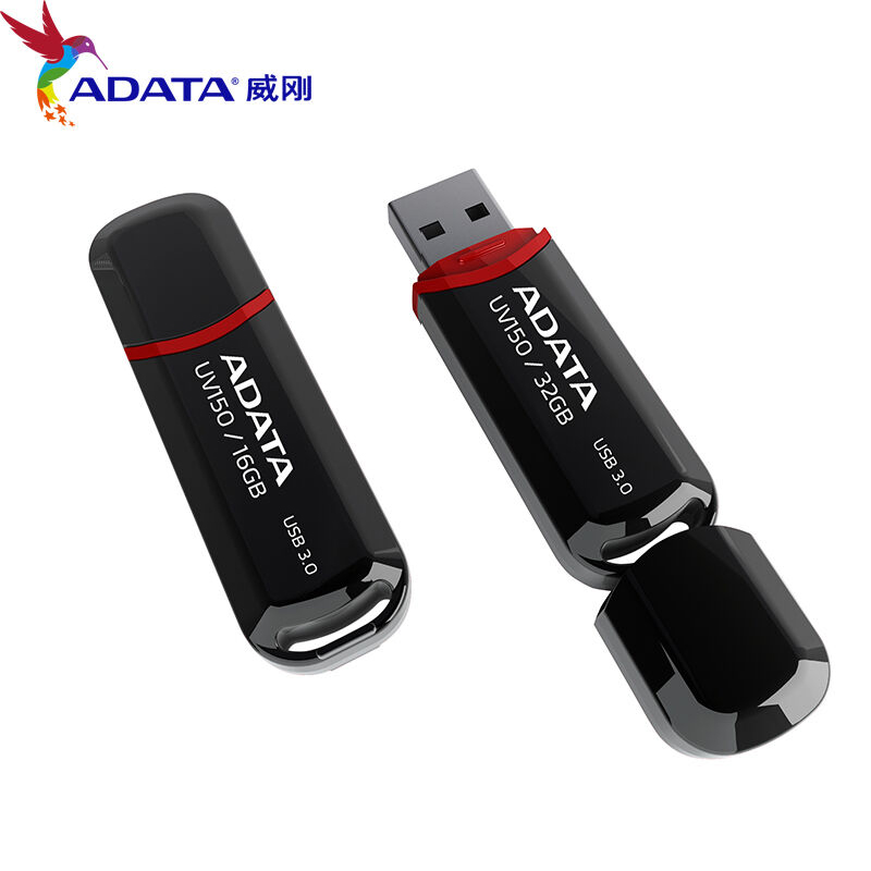 adata uv150 original real capacity usb flash drive 32gb. Black Bedroom Furniture Sets. Home Design Ideas