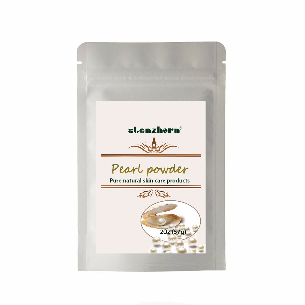 100% Natural Pure Pearl Powder BEST Price For Skin Lightening 2OZ
