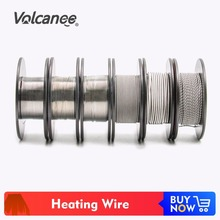 Volcanee Alien Clapton Tiger A1 SS316L Ni80 Nichrome Fused Clapton Wire Coil mtl RDA Rebuildable Atomizer.jpg 220x220 - Vapes, mods and electronic cigaretes